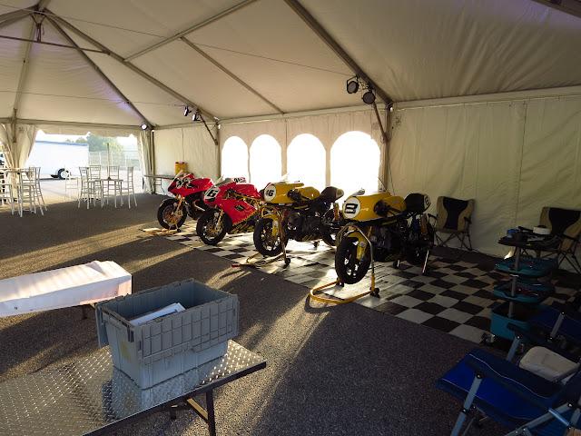 Paddock Tent