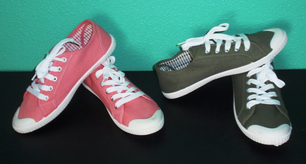 Zapatos mujer carrefour - Zapatillas lona carrefour ...