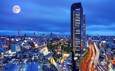 Torres en China - China towers - Grandes ciudades