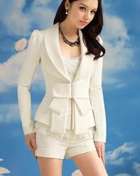 trend fashion: trend blazer ala korean style
