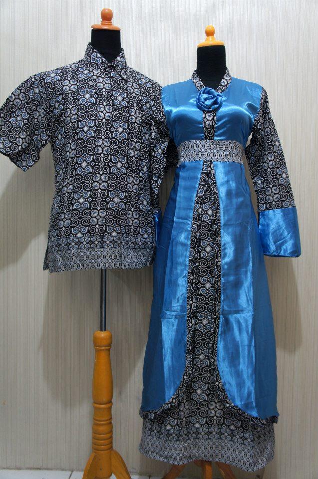 Baju Grosir Jogja Sarimbit Batik Gamis Putri Selingkuh