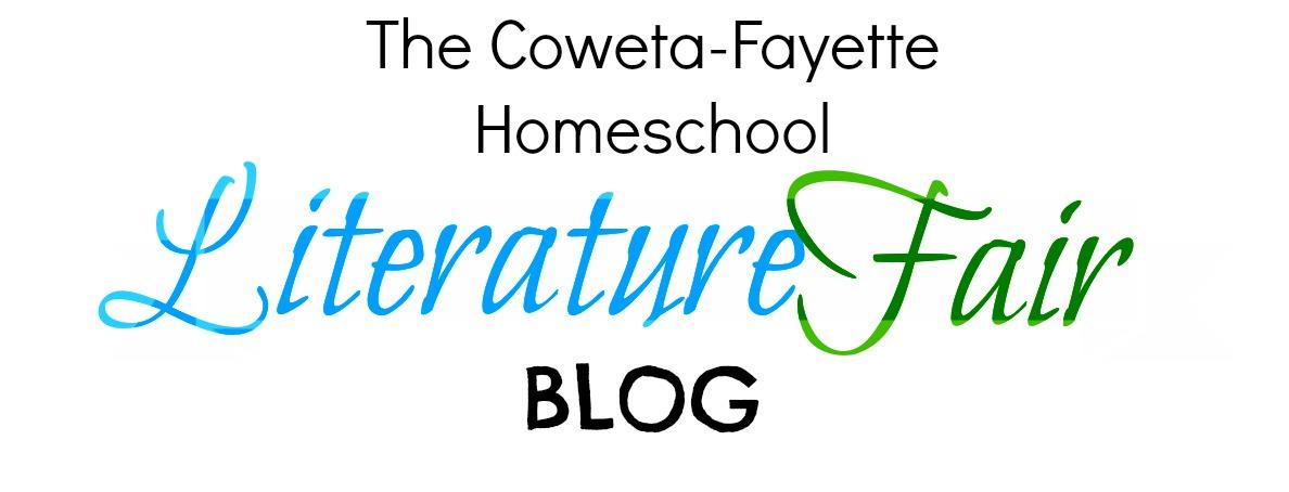 The Coweta-Fayette Homeschool Literature Fair