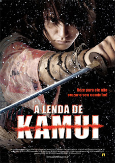 Download - A Lenda de Kamui – DVDRip AVI Dual Áudio + RMVB Dublado