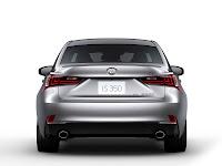 Japanese car photos - 2014 Lexus IS US-Version 4
