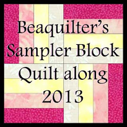 Sampler Quilt along