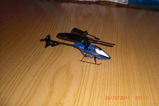 helicoptero ninja