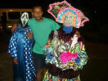 Festa de Carnaval no Rio de Janeiro