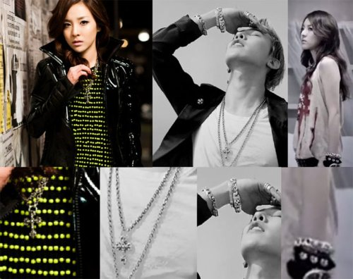 Fans Compiled Evidence That G-Dragon and Dara Are Dating