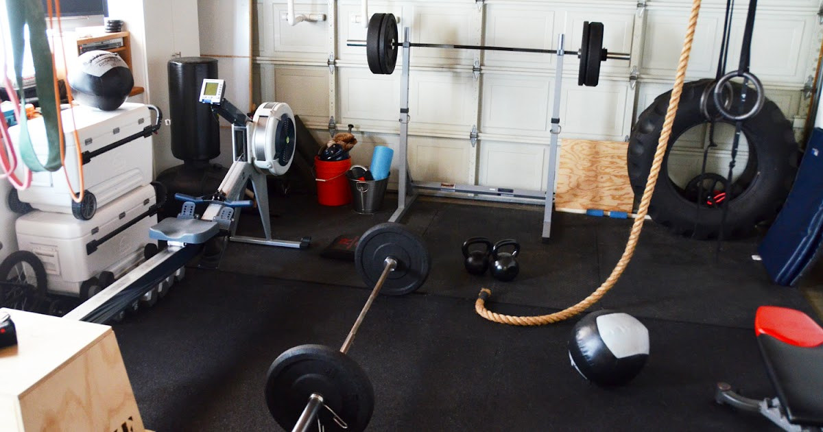 Fitbomb home sweet gym