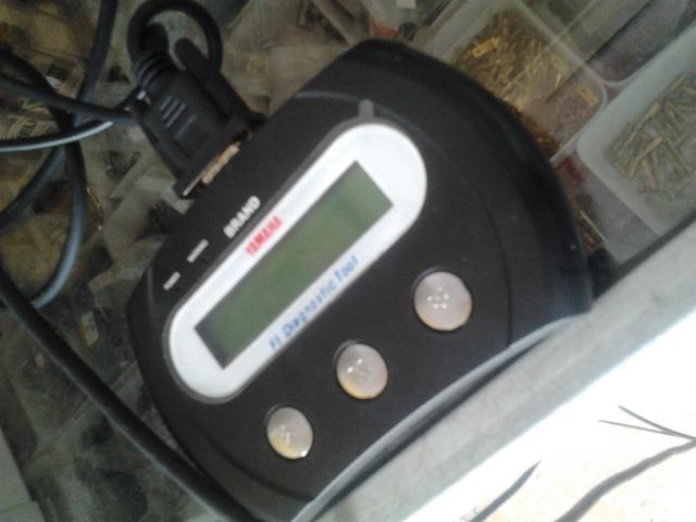 Fi Diagnostic Tool Yamaha R