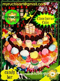 Eventos Sweet Myruchis