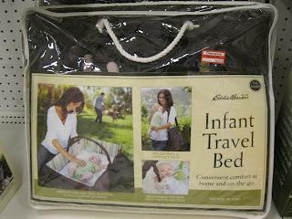 Eddie Bauer Infant Travel BEd