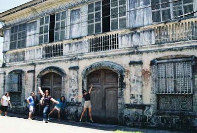 Tana Dikang's House- Silay - Bacolod - Must-see