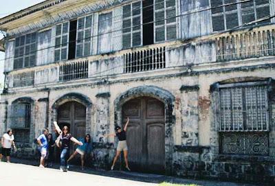 Tana Dikang's House- Silay - Bacolod - Must-see