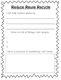 reduce reuse recycle coloring pages - reduce reuse recycle worksheets for kindergarten
