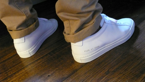 common projects achilles low white Shop the latest collection of common projects clothing and accessories at fwrd with free 2-3 off-white rick owens original perforated leather achilles low.