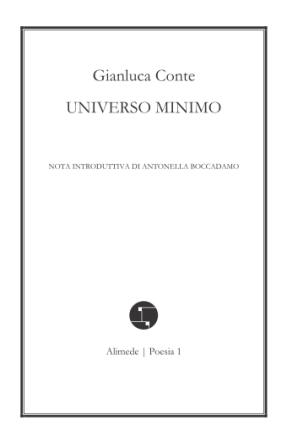 UNIVERSO MINIMO