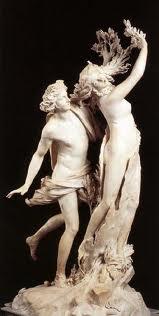 Bernini Apolo y Dafne