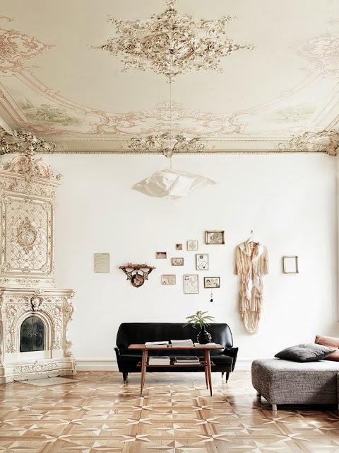 Vintage funk Malmo interior