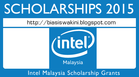 Intel Malaysia Scholarships Grants 2015