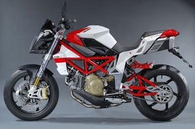 Bimota, DB6 Delirio, motorcycle,