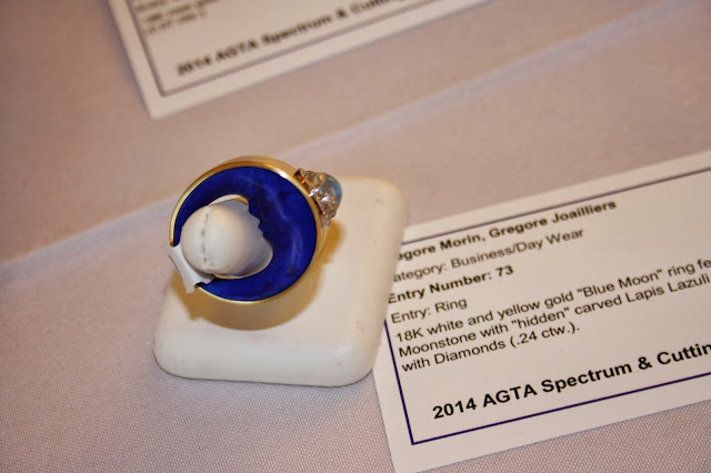 2014 AGTA  Spectrum & Cutting Edge Competition