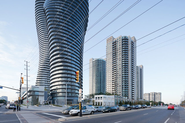 Future Architecture | Absolute Towers by MAD Architects Canada | Photo by MAD Architects