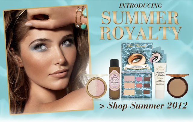 Colecção Summer Royalty da Too Faced cosmetics
