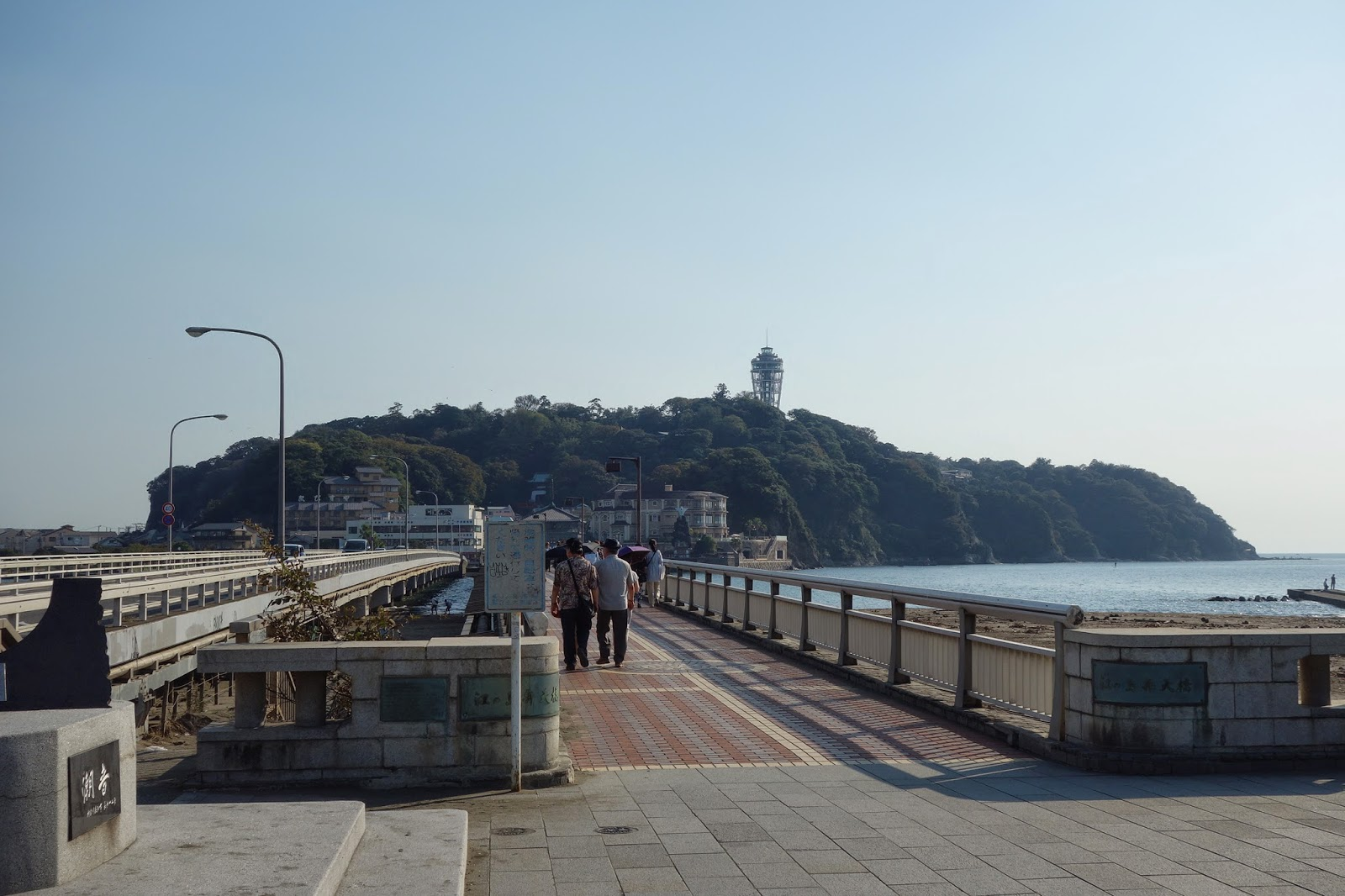 Kamakura Day trip Sep Enoshima