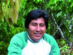 Damian, producteur El Ceibo - Crédit : Alter Eco
