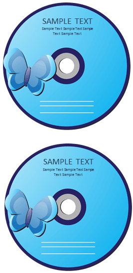 Document Templates Dvd Label Template For Microsoft Word