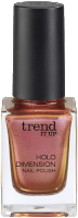 Preview: Die neue dm-Marke trend IT UP - Holo Dimension Nail Polish 010 - www.annitschkasblog.de