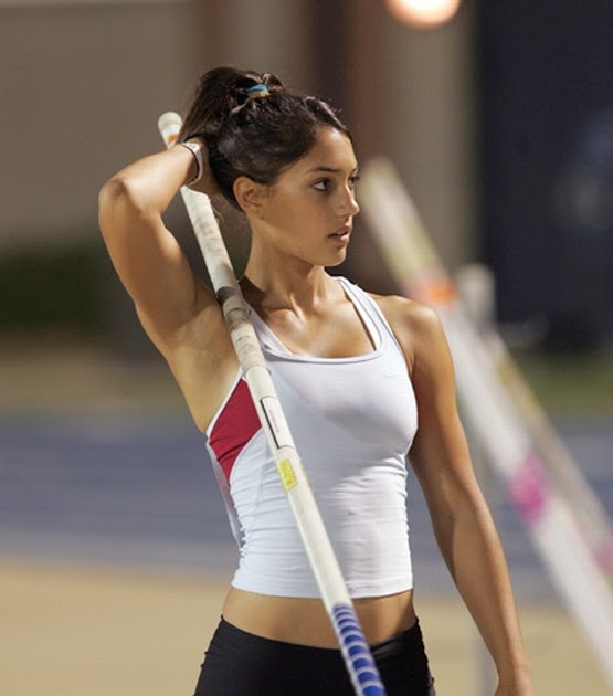 Allison Stokke Latest News Photos And Videos: The T-Dude: A Growing Discontent Since 1965: The Internet