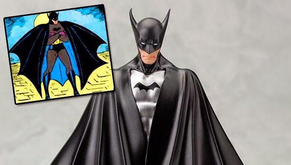 Figura Clásica Batman Kotobukiya