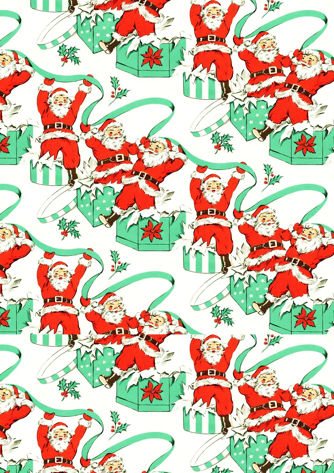 This is an image of Simplicity Christmas Printable Paper