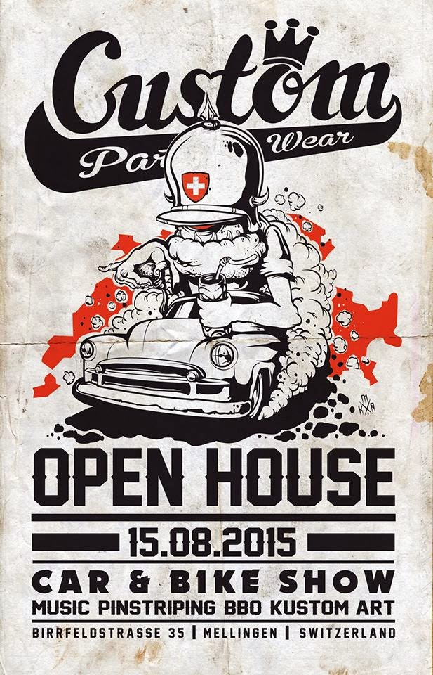 CP&W Open House 2015