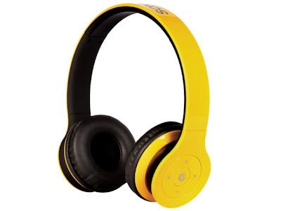 sonic gear airphone 5 headphone bluetooth harga terjangkau