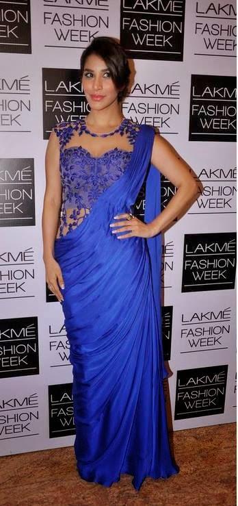 Panache A Beauty Fashion Celebrity Lifestyle Jewellery Blog Sophie Choudry In Sonaakshi Raaj