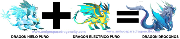como sacar el dragon droconos en dragon city 3