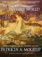 wonders of the invisible world by patricia mckillip book cover