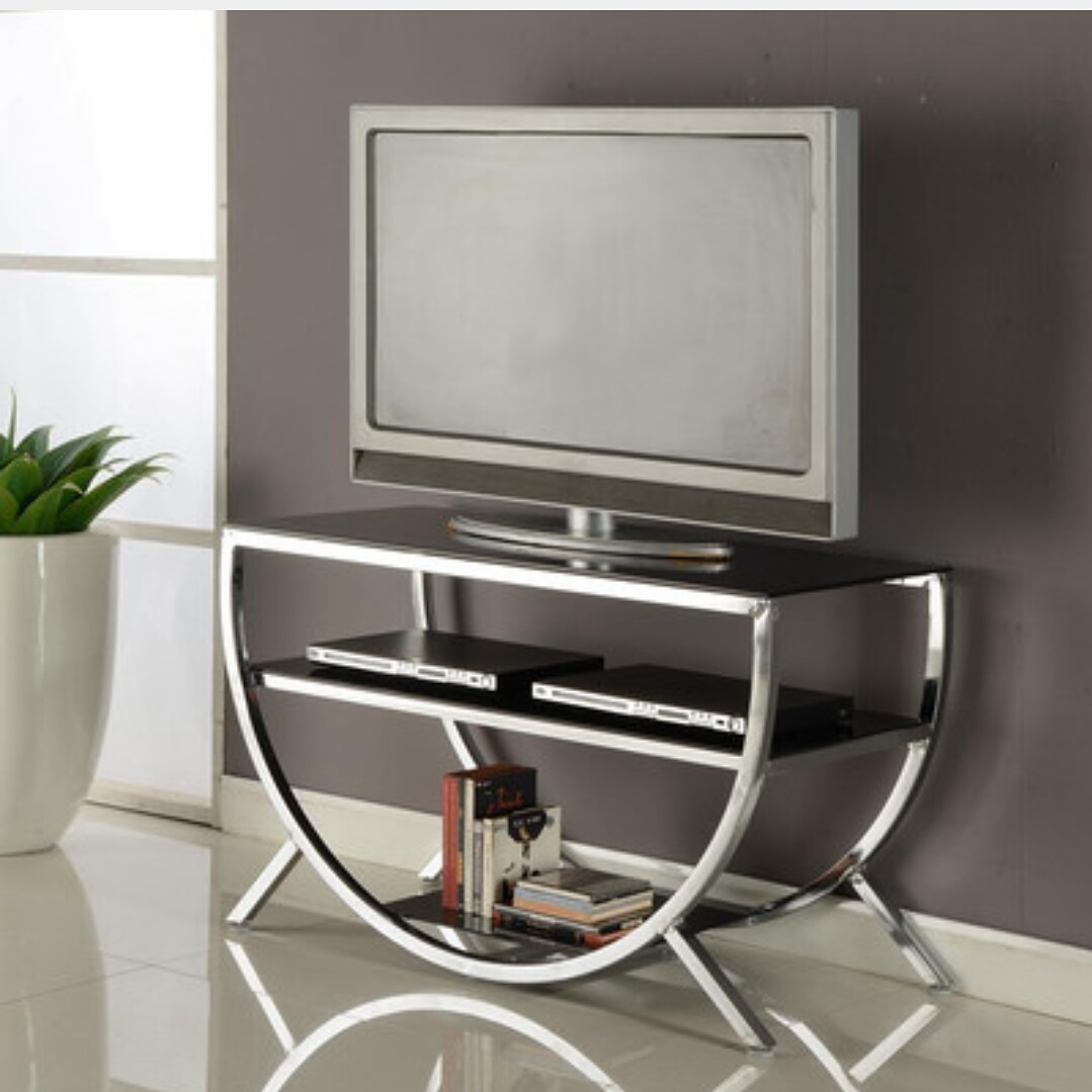 homez deco kreative homez meza za tv za chuma. Black Bedroom Furniture Sets. Home Design Ideas