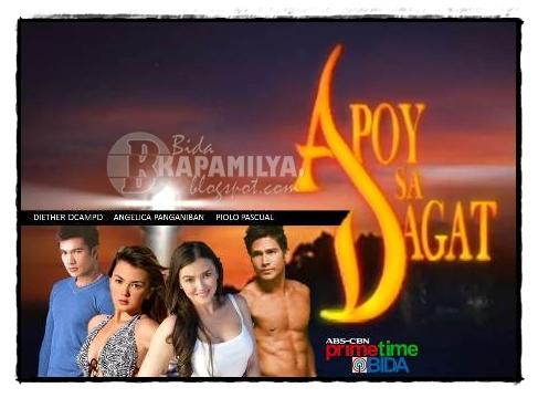 Apoy Sa Dagat - Diether, Piolo, Angelica