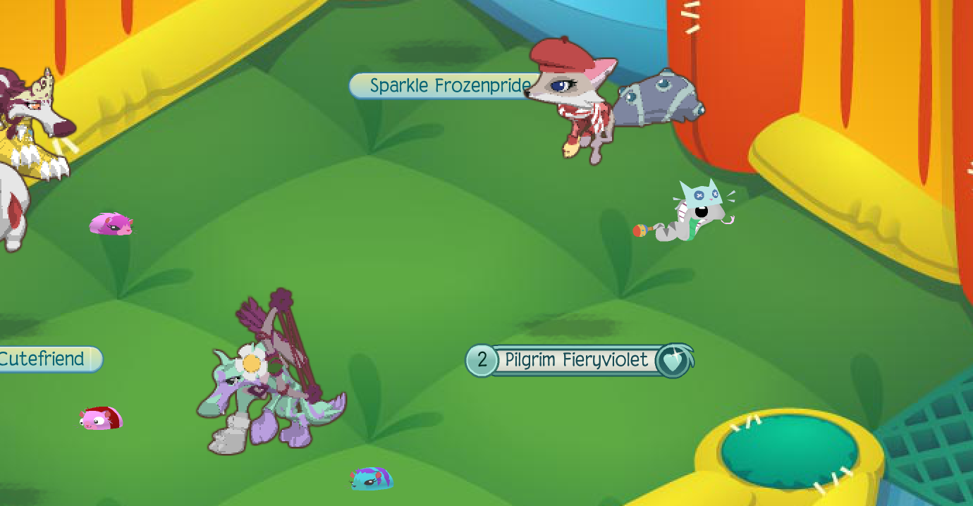 Squishy Animal Jam : Juniper s Animal Jam Grove: