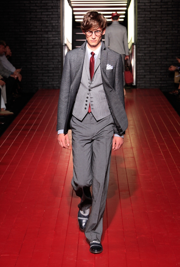 John Varvatos S/S 2013 Men Collection -11