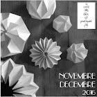 programme novembre-décembre 2016