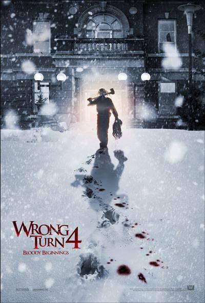 Camino Hacia el Terror 4 DVDRip Descargar Español Latino 2011