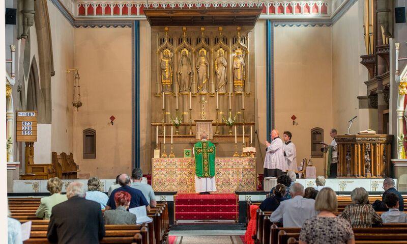 St. Joseph's, Bradford