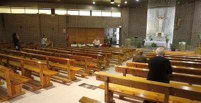 iglesia y misa
