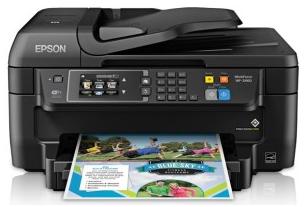 Epson WF-2660 Driver Windows, Mac Download