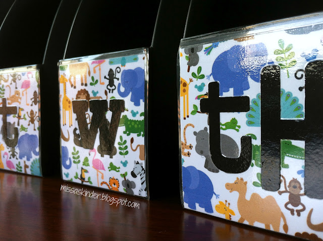 Get crafty with your magazine holders